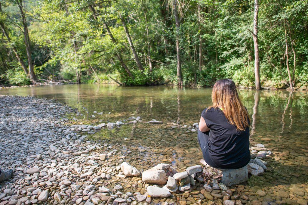 los baños de bosque y sus efectos preventivos para la salud